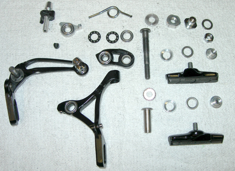 Brake Disassembled